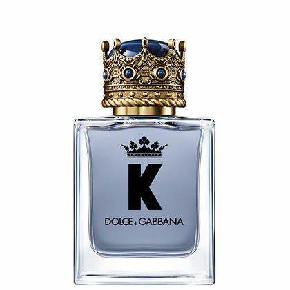 D&G K BY EDT 50