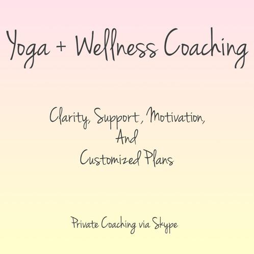 1Hr Skype Chandra s Yoga e to e Coaching Home