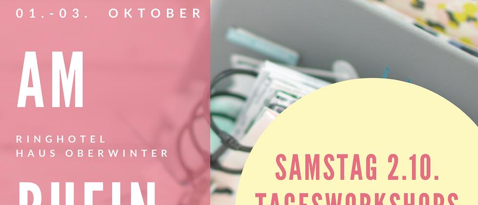 CAR SAMSTAG Tagesworkshops 02.10.21
