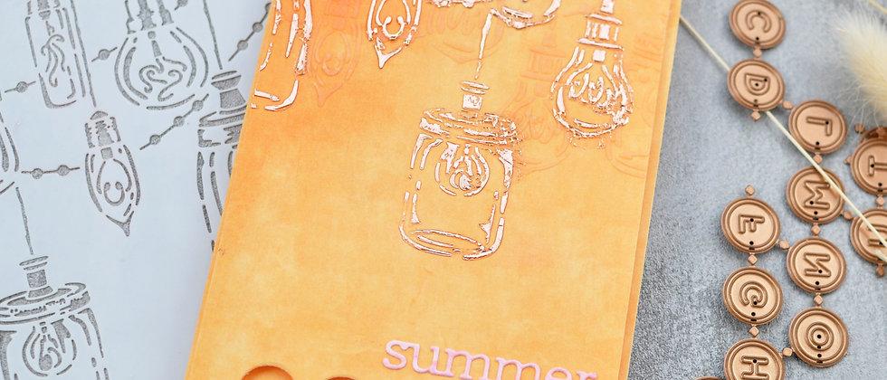 """Summer vibes"" Karte"