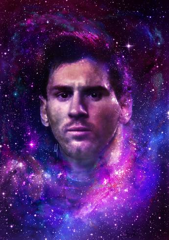 Messi Galaxy