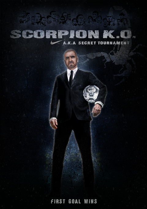 NIKE: Scorpion K.O.