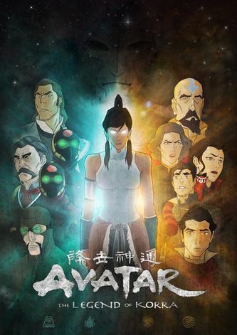 AVATAR: The Legend of Korra (tv series)