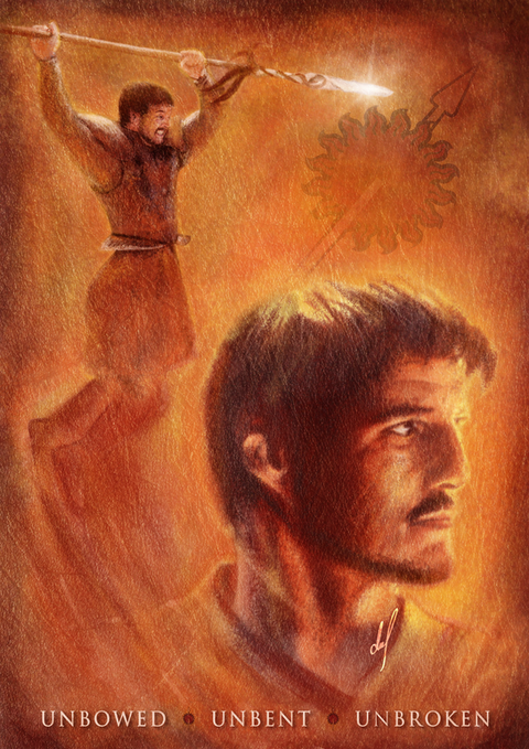 The Red Viper of Dorne