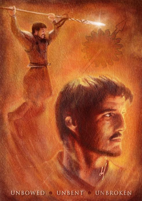 The Red Viper of Dorne