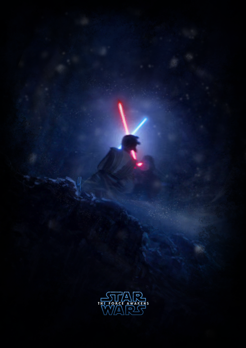 SW VII: The Force Awakens (20015)