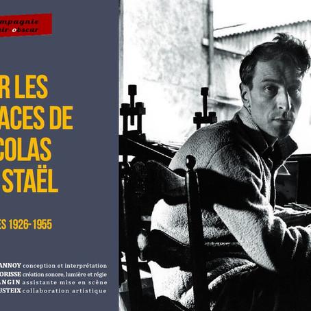 Sur les traces de Nicolas de Staël. Lettres 1926-1955