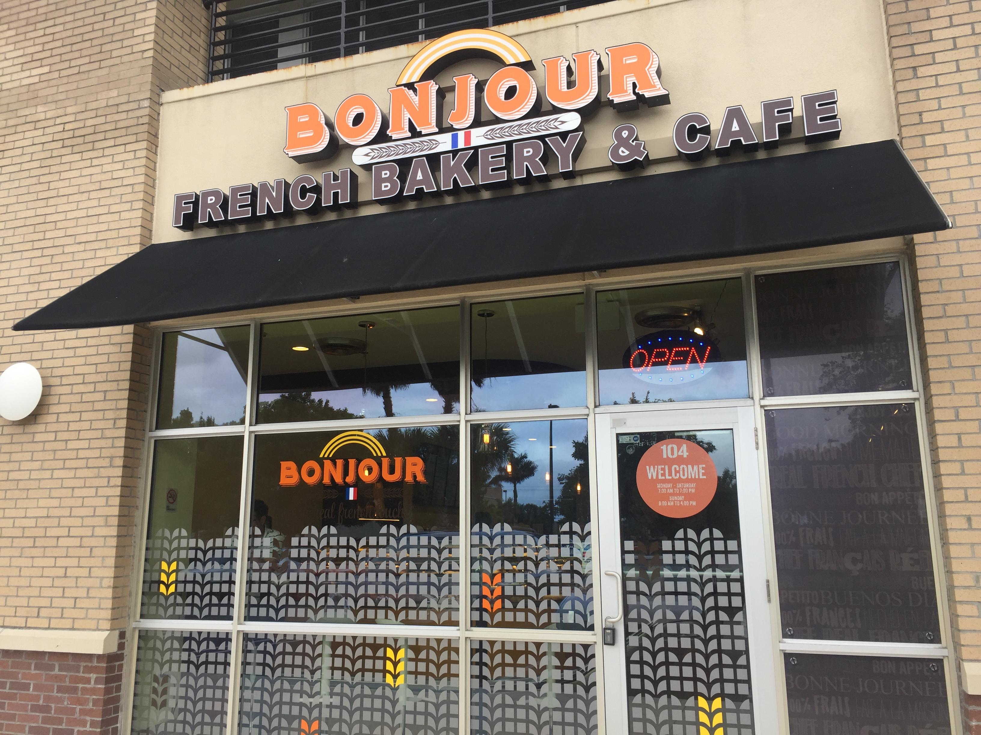 BonJour French Bakery, Miami, FL