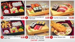 Japan Japan Digital Menu, FL