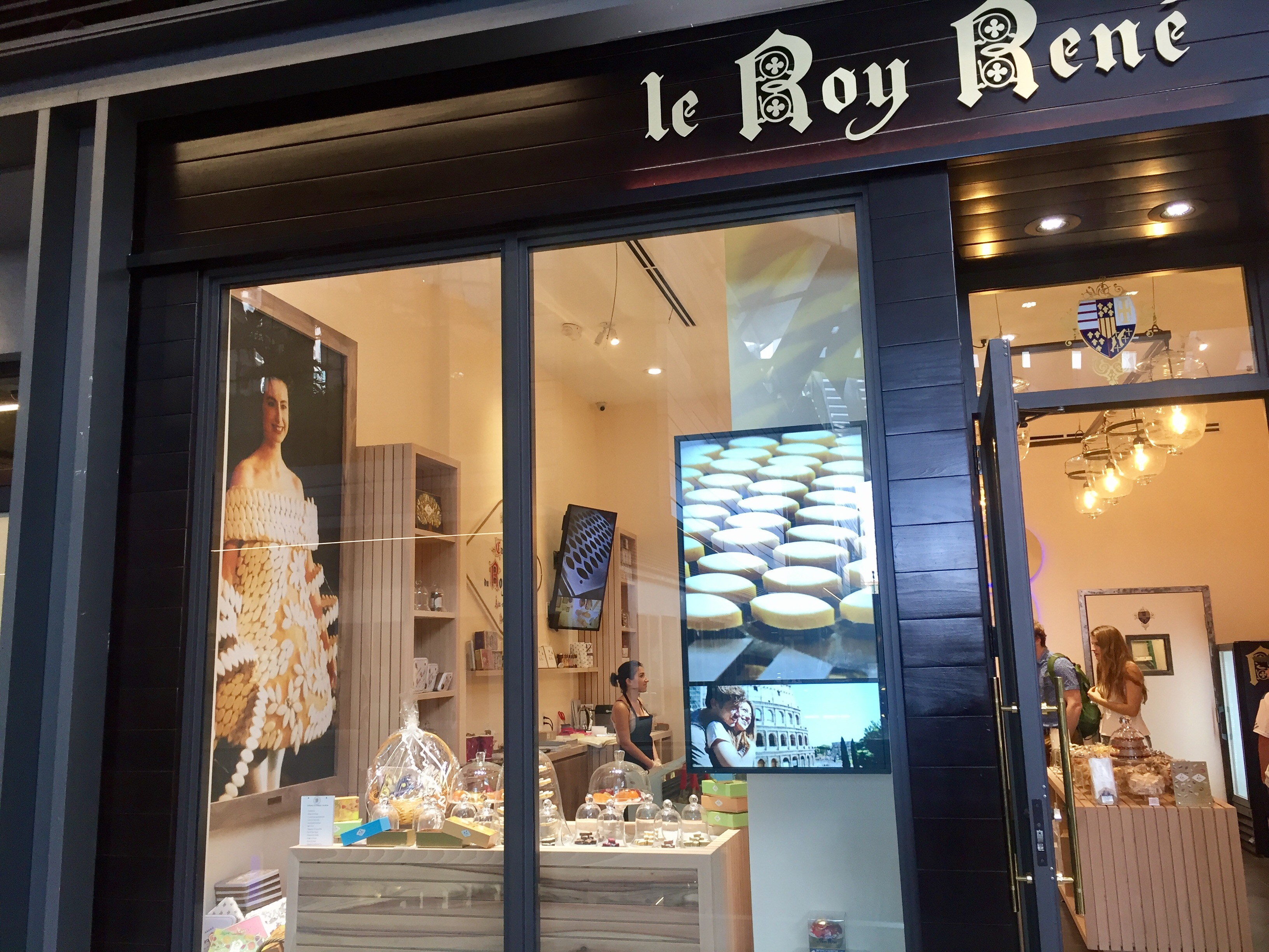 Le Roy Rene, Brickell City C., FL