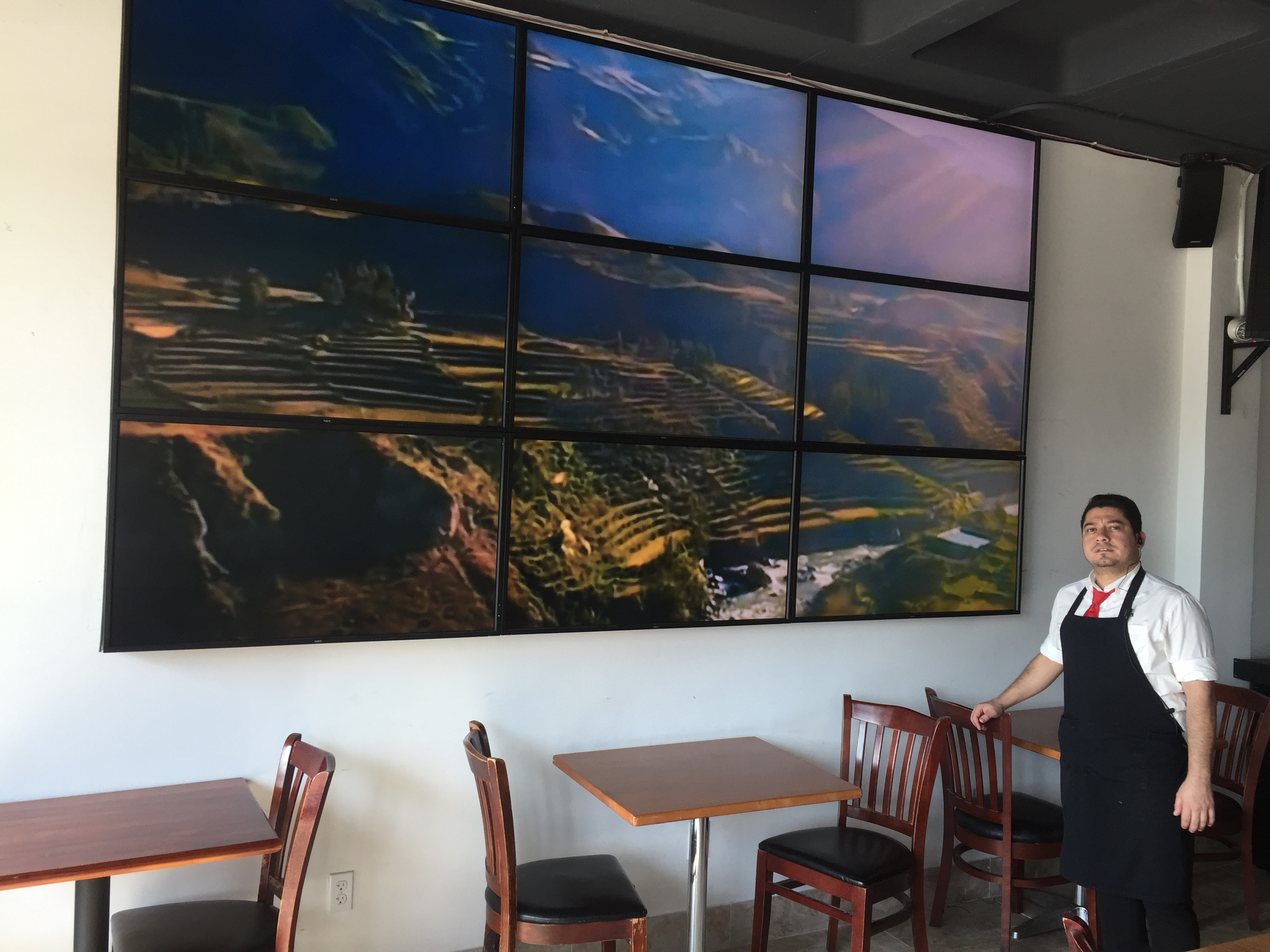Video Wall by Kayros Pro