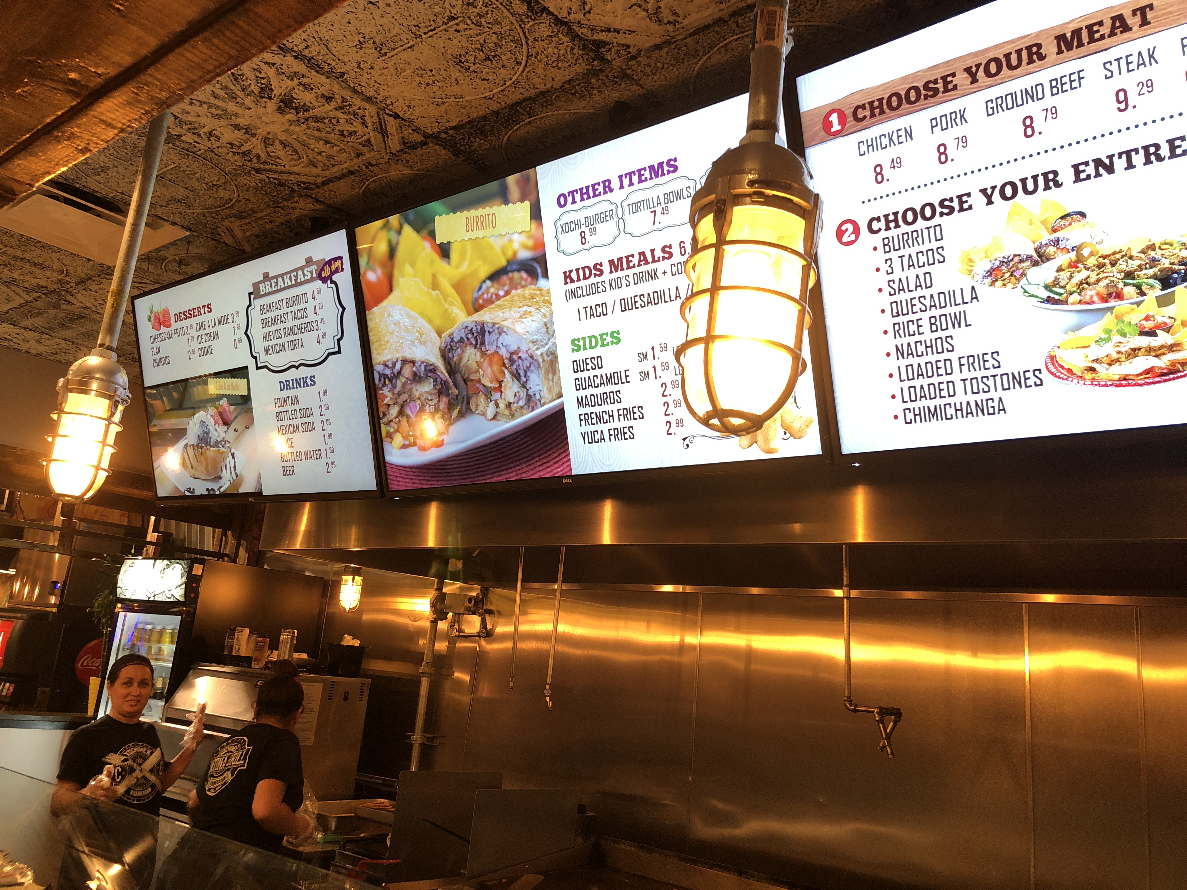 Xochimex Cantina Grill, Miami