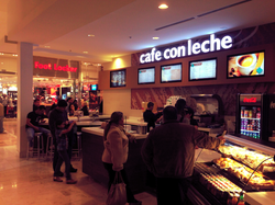 Cafe con Leche Broward Mall