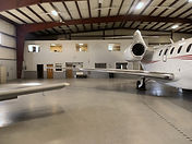 Sandpiper Air aircraft hangar and office space
