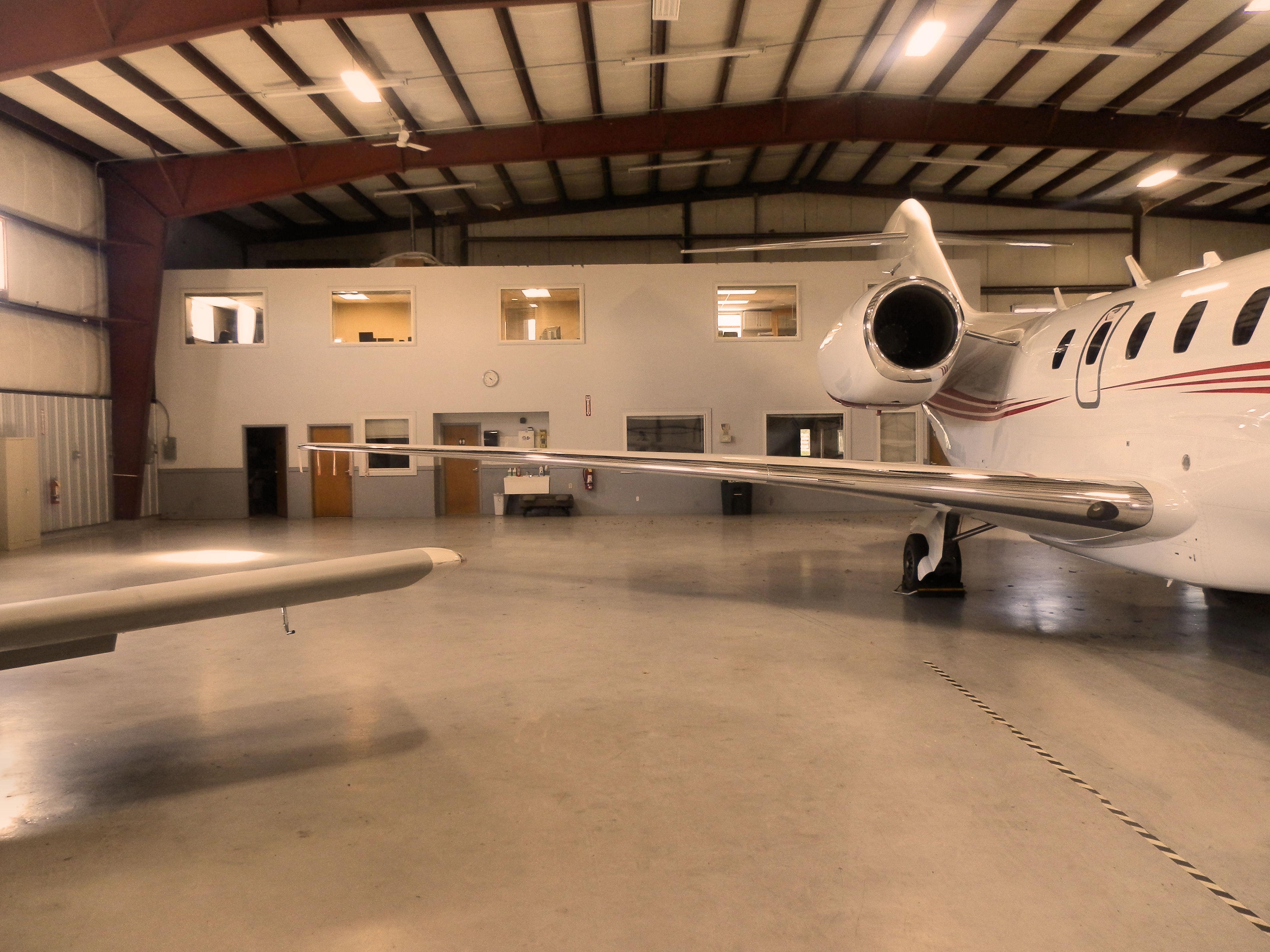 Citation X at Sandpiper Air