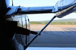 Cessna O2A at Sandpiper Air