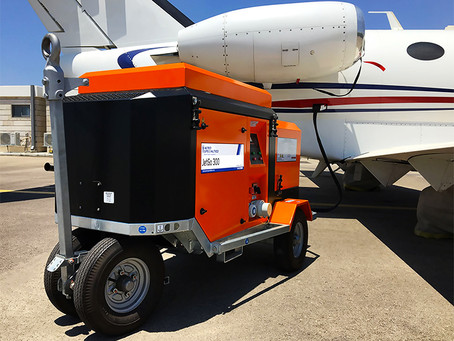 Sandpiper Air Upgrades Ground Support Capability