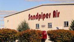 New Bedford FBO Sandpiper Air