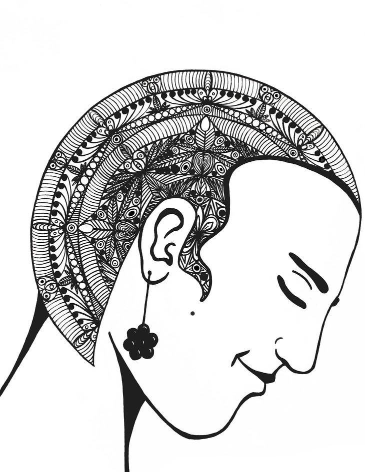 """""""Buddha Mandala"""""""
