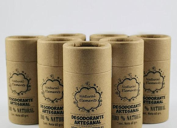 Desodorante Natural Ecológico