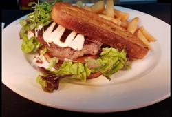 Steak Sandwich available on weeekend