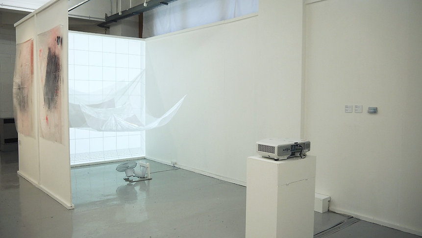 All but Tangible, 2015 by Kieran Leach . ( Art Artist Sculpture Kinetic Installation )