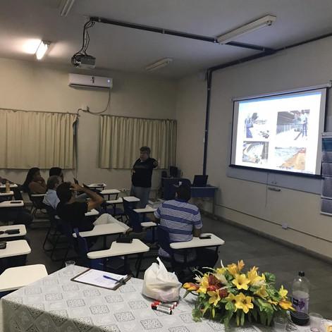 CURSO DE ROCHA ORNAMENTAL e a PALESTRA