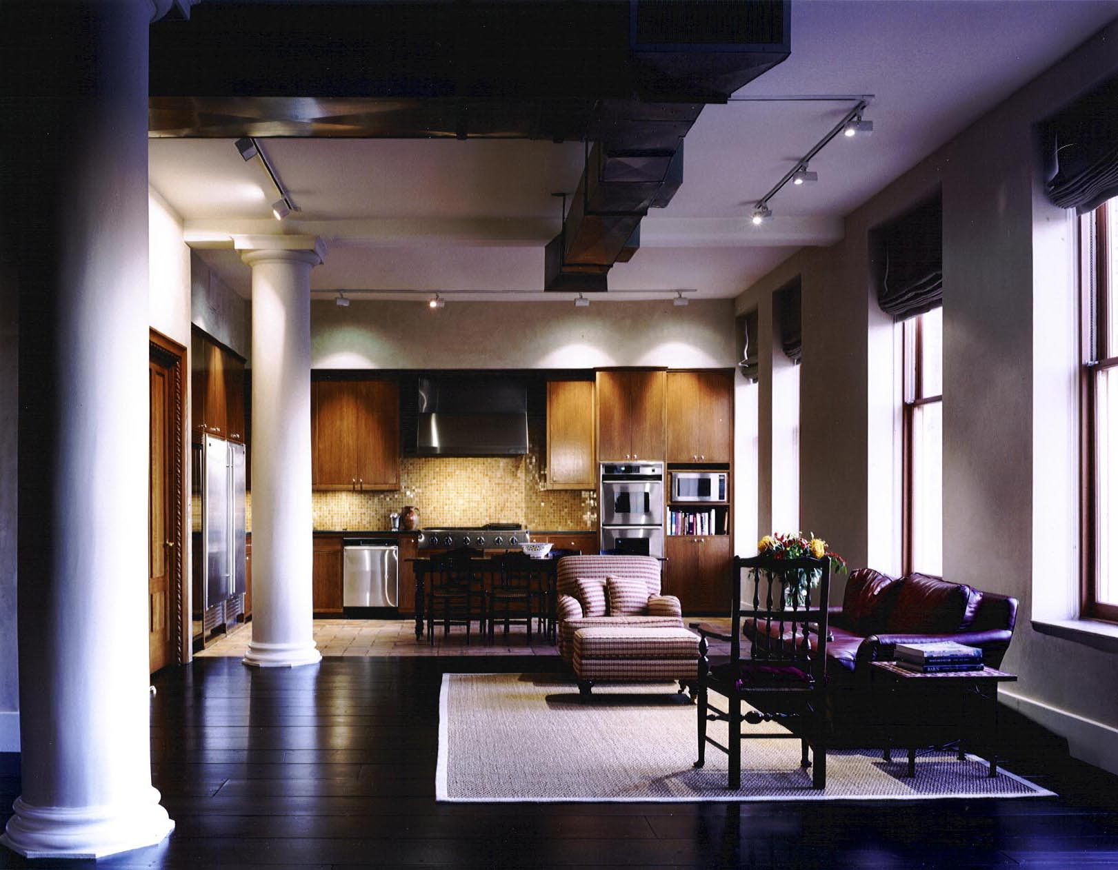 SOHO Loft Architect