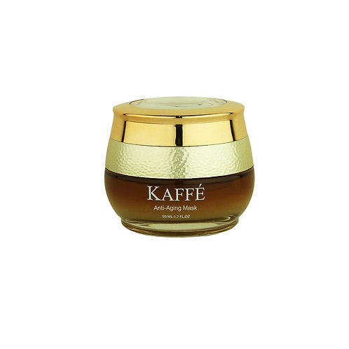 Kaffé 100% All Natural & Organic Anti Aging Overnight Mask