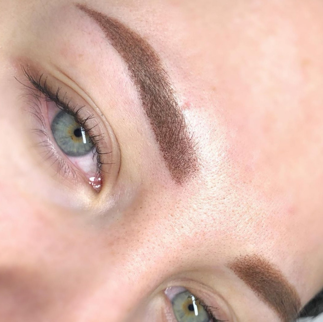 Ombree Brows