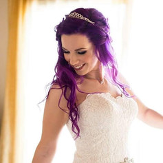 Unique Bridal Makeup__#matrimoniobologna