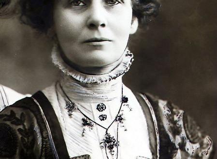 30 Days of FIERCE, Day 10; Inspiring Women - Emmeline Pankhurst