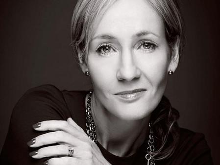 30 Days of FIERCE, Day 6; Inspiring Women - J.K Rowling