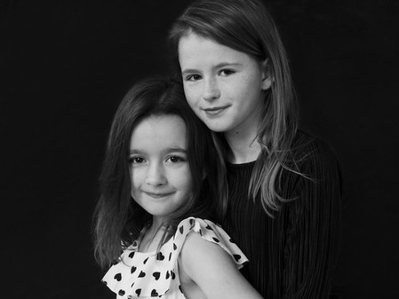 Portrait: Emily & Eliza