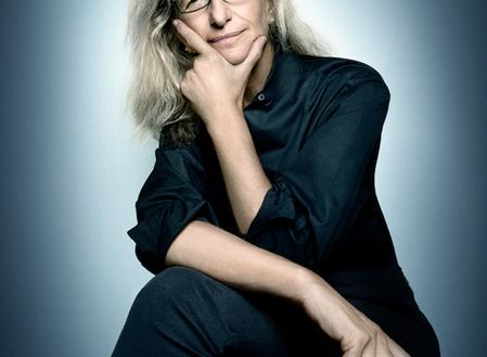 30 Days of FIERCE, Day 3; Inspiring Women - Annie Leibovitz