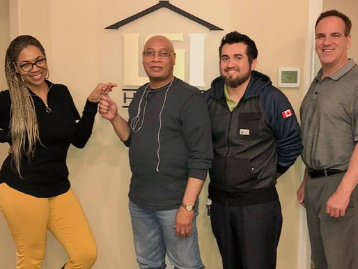 Veteran closing! A SOCIETY 23 homeowner was created today with $0 needed - Thank you for your servic