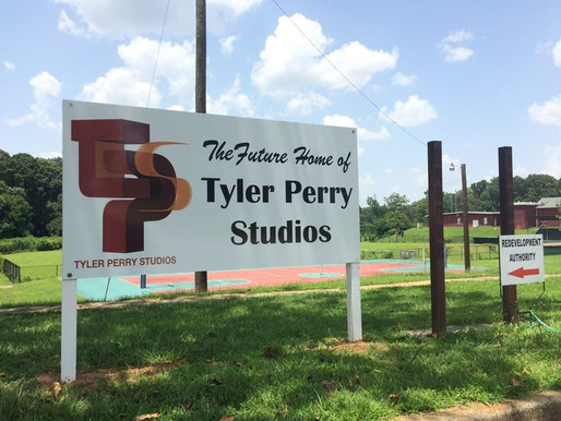 Tyler Perry purchases 330 acres for new film studio