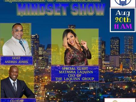 """""""Millionaire Mindset Show"""" interview"""