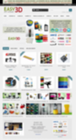 SHOP EASY 3D -  Stampanti 3D, Scanner 3D, Penne 3D, Filamenti, Accessori