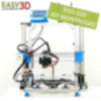 R3D 320 stampante 3d kit montaggio