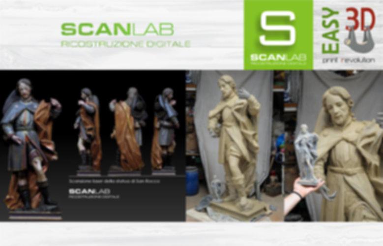 Scansioni 3d e riproduzioni 3d Repliche e copie 3d - Easy 3D Shop Lab Stampa 3d Palermo