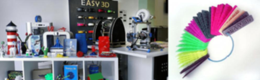EASY 3D STORE Stampa 3D Palermo | Contatti