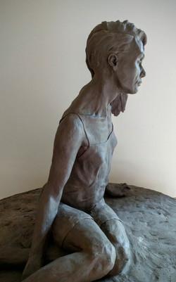 oil clay figure