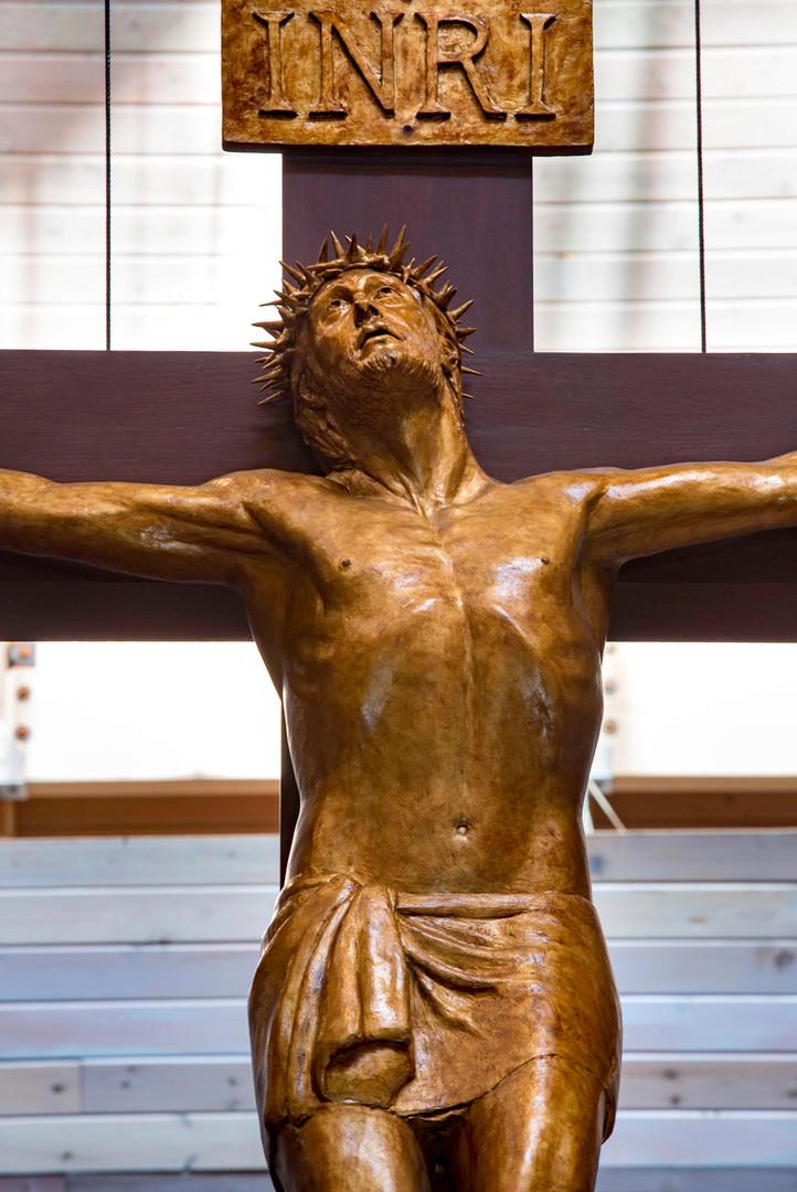 St. John Vianney Crucifix