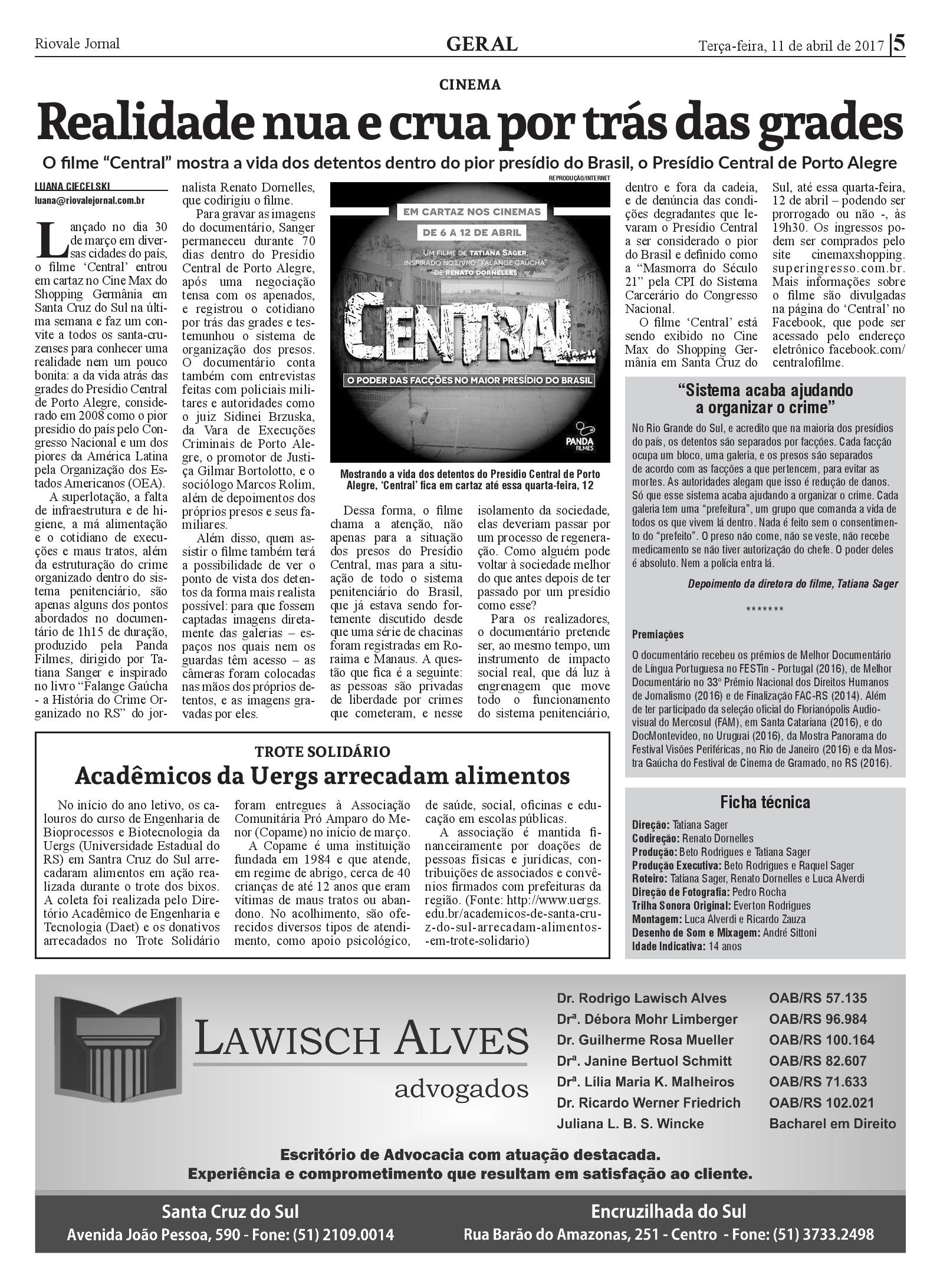 Riovale Jornal Santa Cruz | 11.04