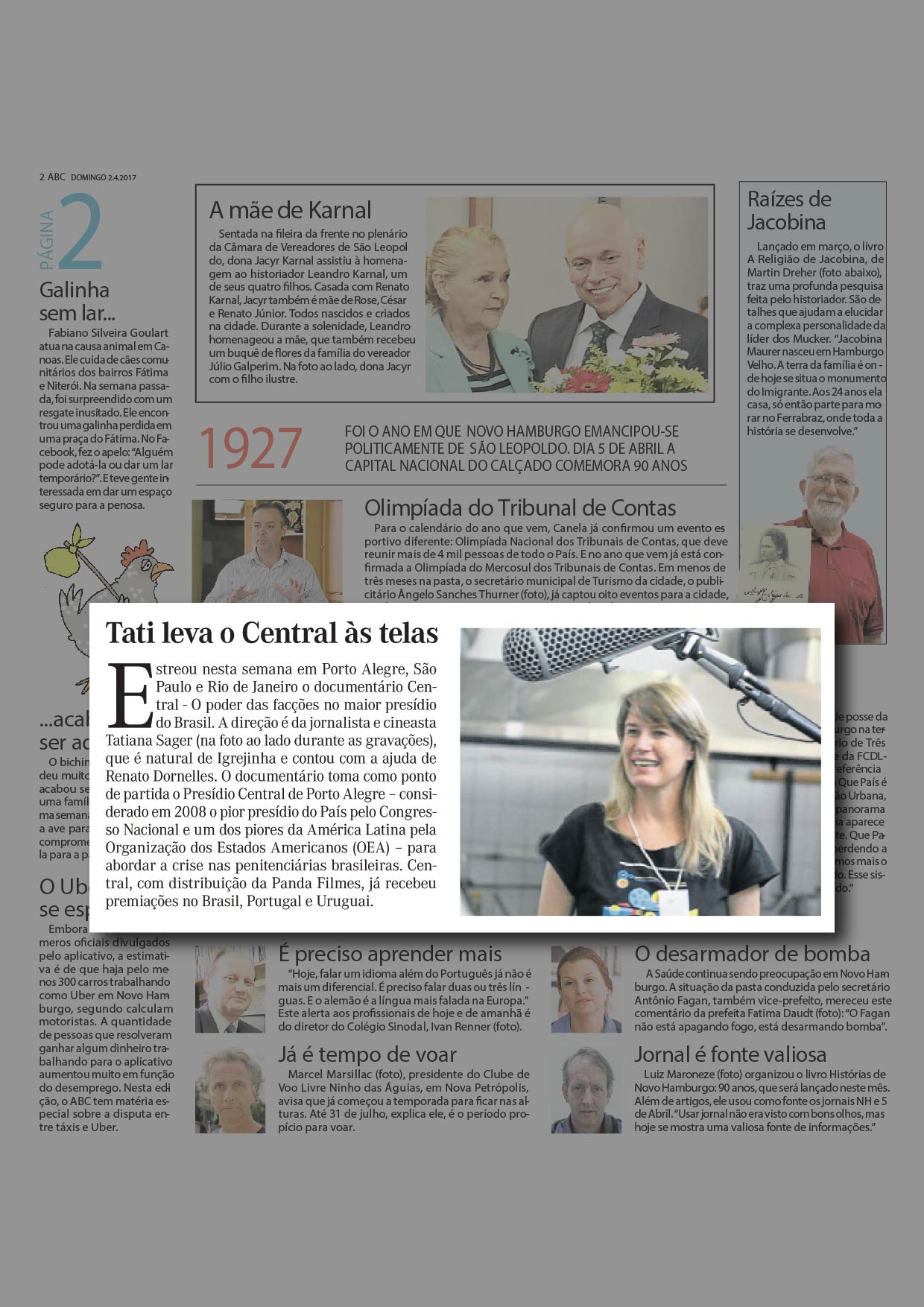 ABC Domingo Jornal NH | 24.04
