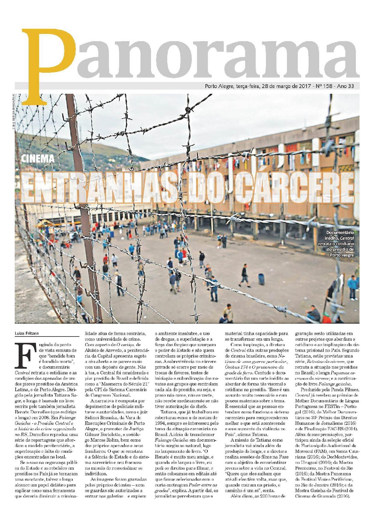 Panorama Jornal do Comércio | 28.03