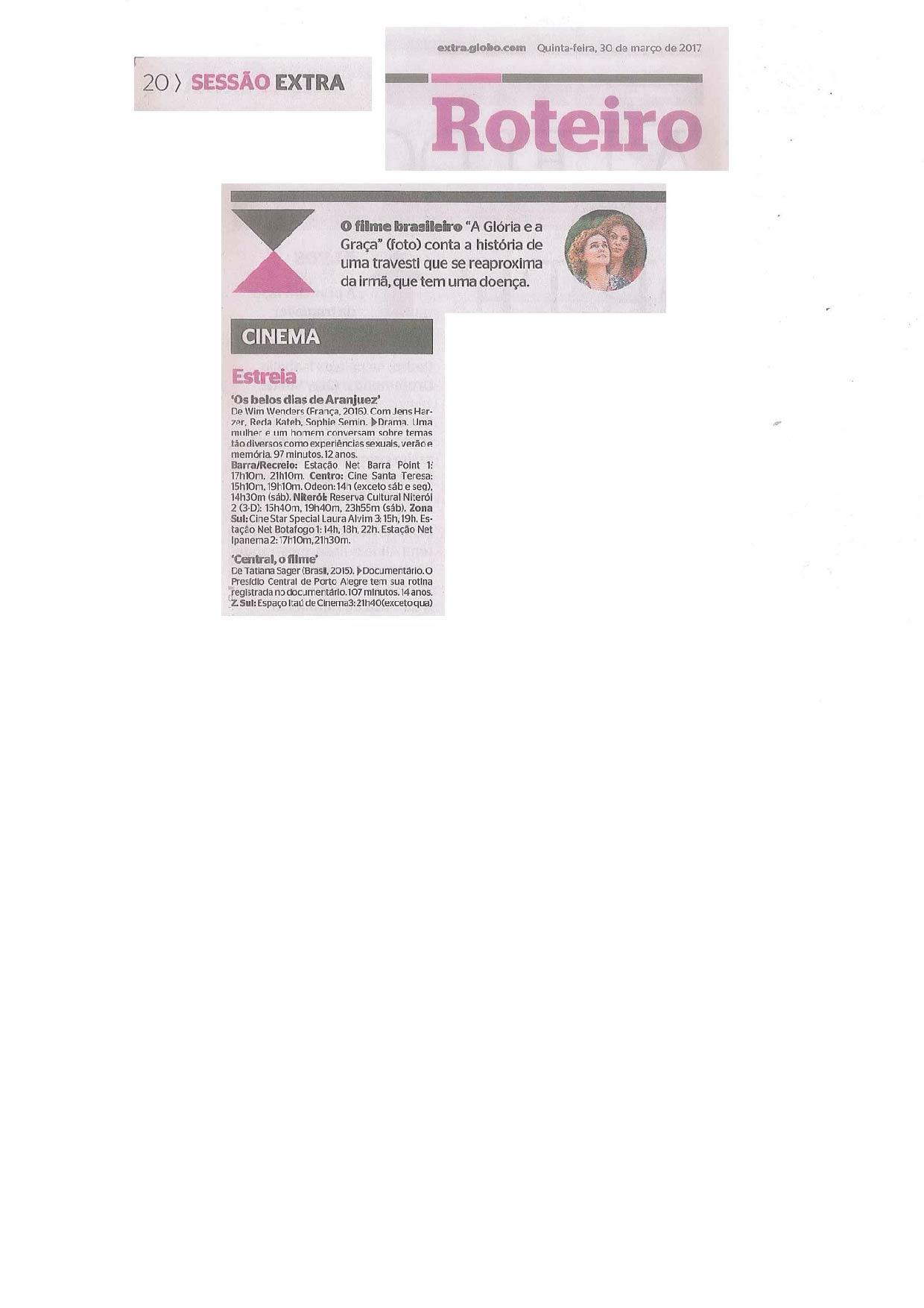 Jornal Extra RIO | 30.03