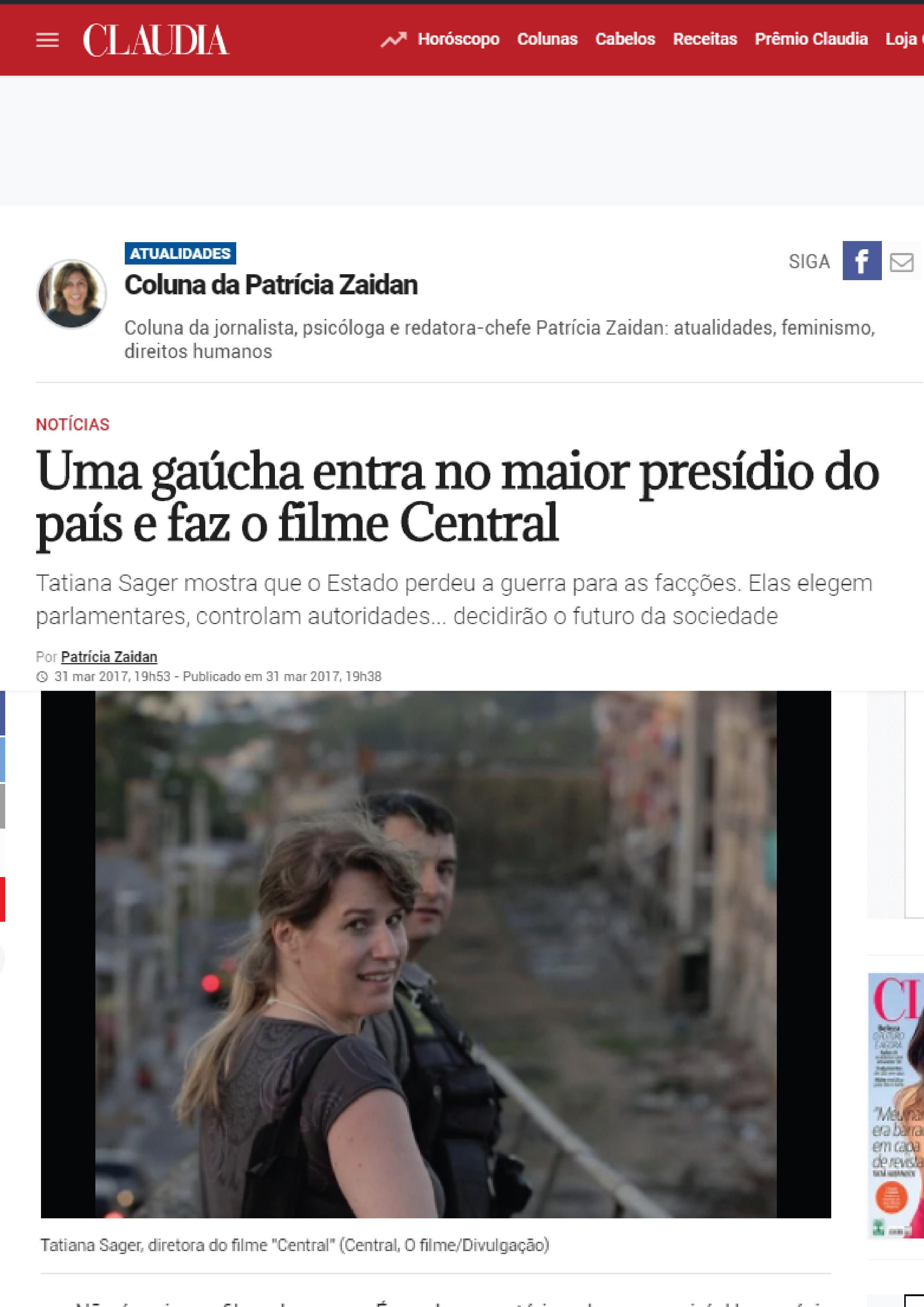 Revista Cláudia | 23.03