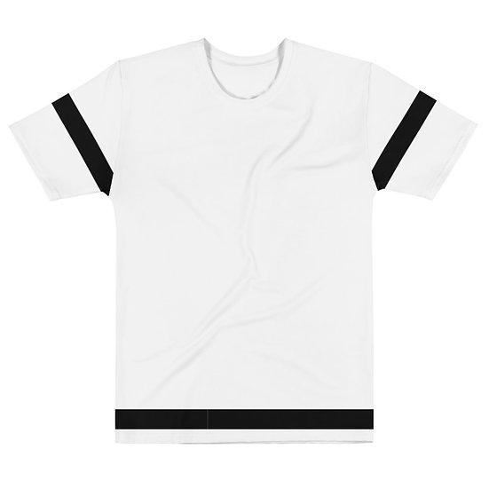 "PLAYERA/T-SHIRT ""Basic black and white"" By R3AL"